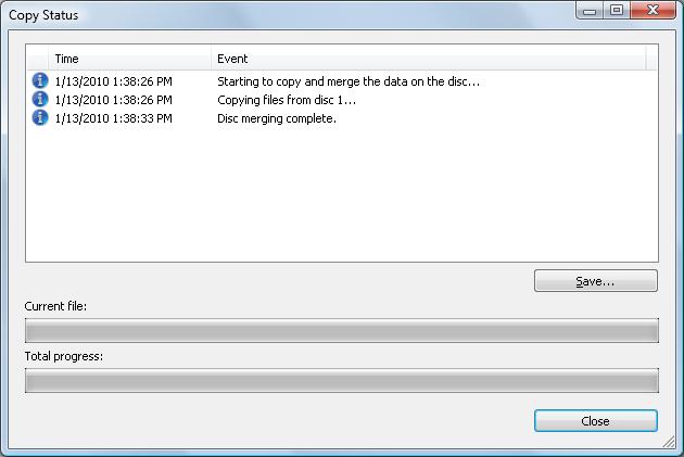 NBR_WIW_Copy Status complet Nero DiscMerge