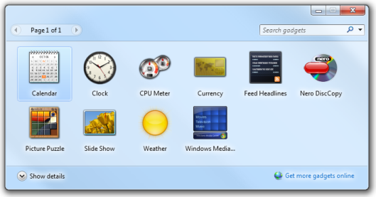 NDC_WIW_Gadget window