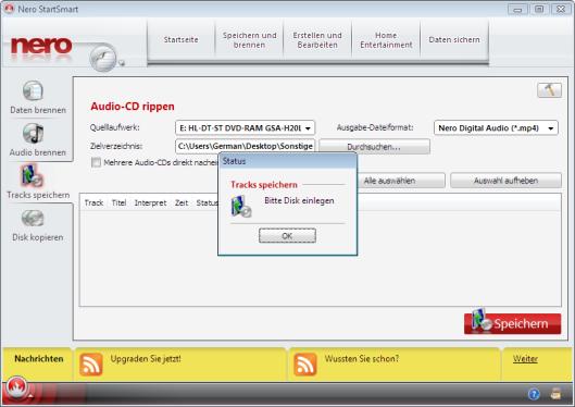 NSS_WIW_Ripping an Audio-CD screen